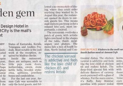annam-cafe-at-design-hotel-chennai-featured-in-the-hindu