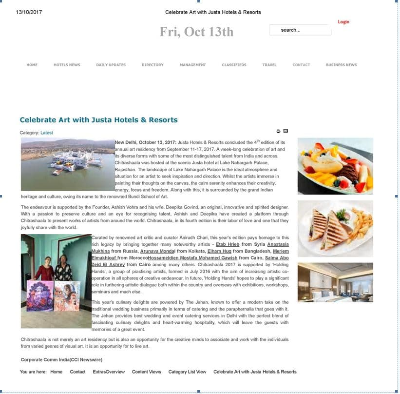 chitrashaala-2017-featured-in-the-hotel-times