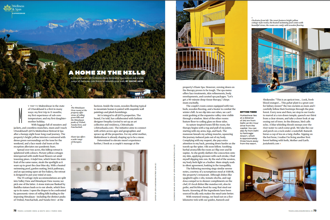justa-mukteshwar-featured-in-the-travel-and-leisure-india-magazine
