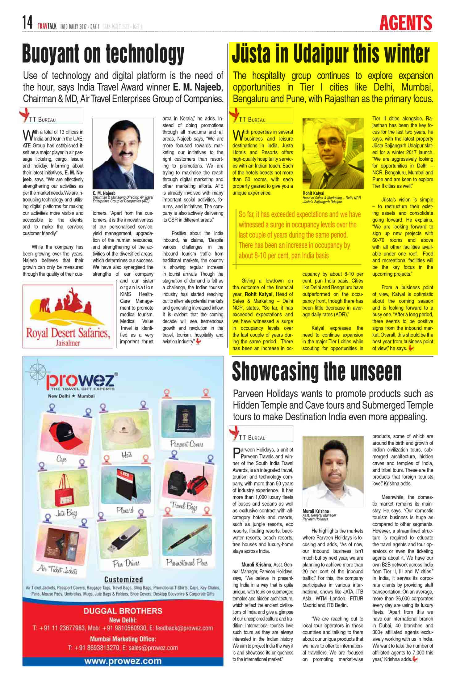 justa-hotels-and-resorts-featured-in-travtalk