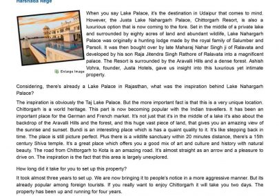 mr-ashish-vohra-ceo-justa-hotels-and-resorts-interviewed-by-dna-magazine