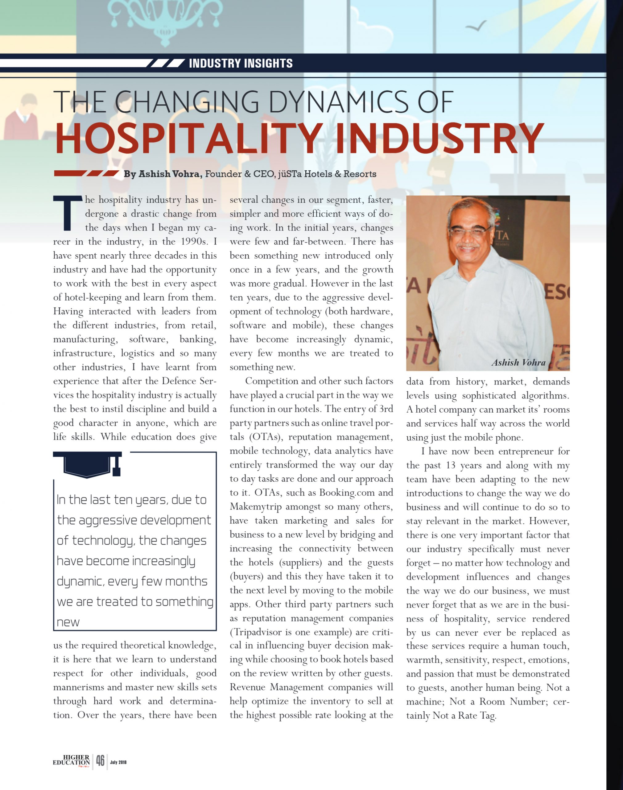 the-changing-dynamics-to-hospitality-industry